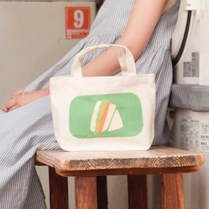 サンドイッチトートバッグ