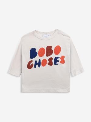 【21AW】bobochoses(ボボショセス)Bobo Choses Long Sleeve Tshirt 長袖Tシャツ