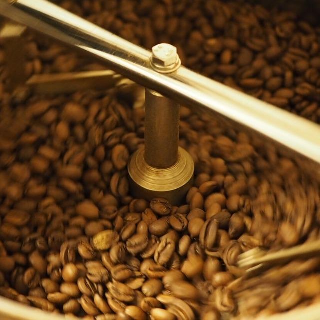 中煎り カフェインレス Caffein free & Organic Decafe : Good night coffee