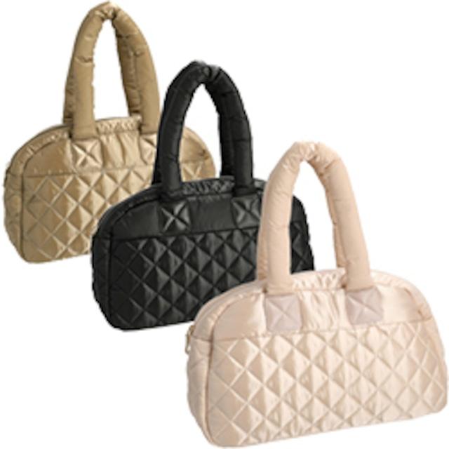 Nami Style 軽量キルティングバッグ