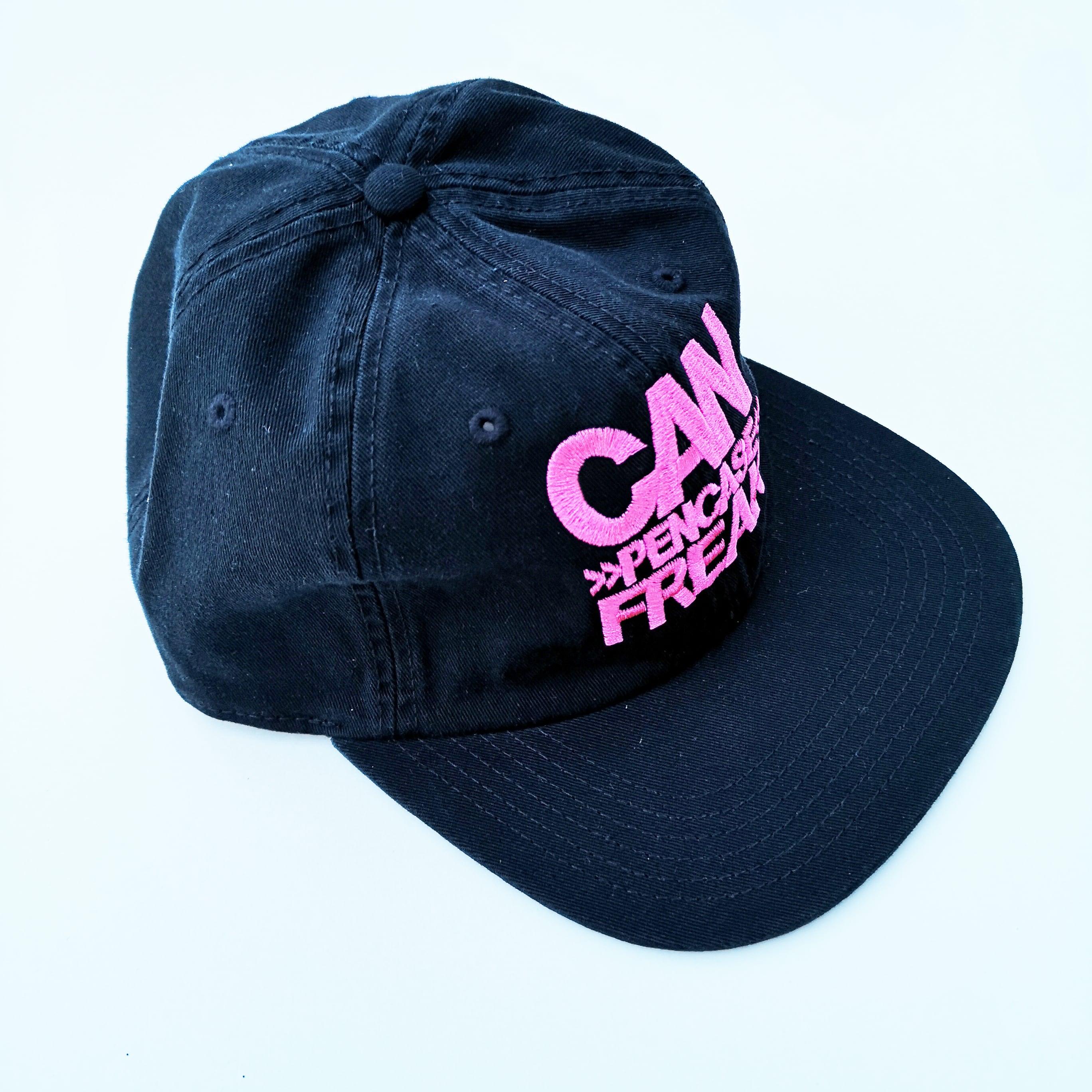 CAN PENCASE FREAK CAP + MINI POSTER