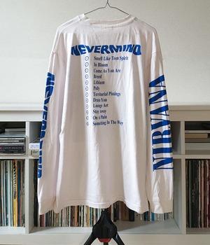 VINTAGE BAND T-shirt -NIRVANA-