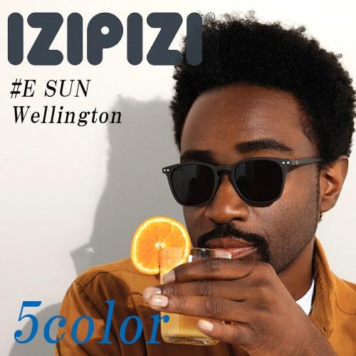 IZIPIZI/イジピジ サングラス #E Wellington(ウェリントン)