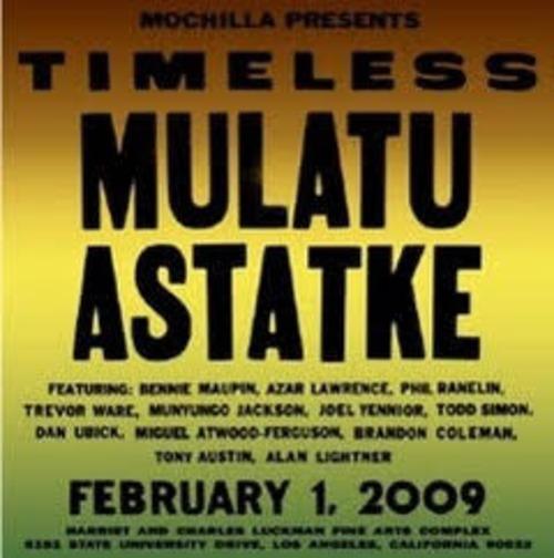 【ラスト1/RSD/2LP】MOCHILLA PRESENTS TIMELESS - MULATU ASTATKE