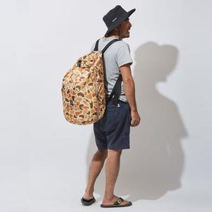 Packable Bon Sack Roll Up Ripstop Nylon OMCC-CAMO (カモ) [OMC-PB0002]