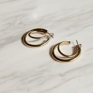 nim-38 Pierced earring
