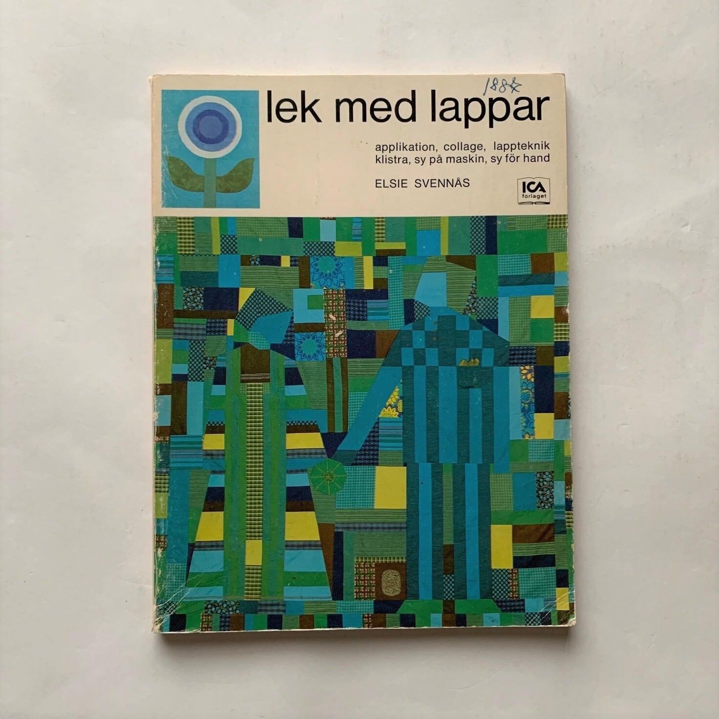 Lek med Lappar  /  Elsie Svennas