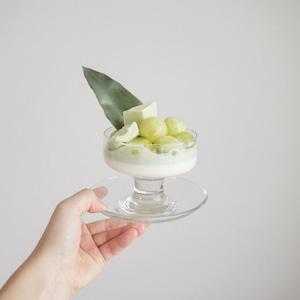 panna cotta glass / パンナコッタ グラス コップ ボウル おうちカフェ 韓国 北欧 雑貨