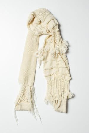 Knit Muffler P21aw027