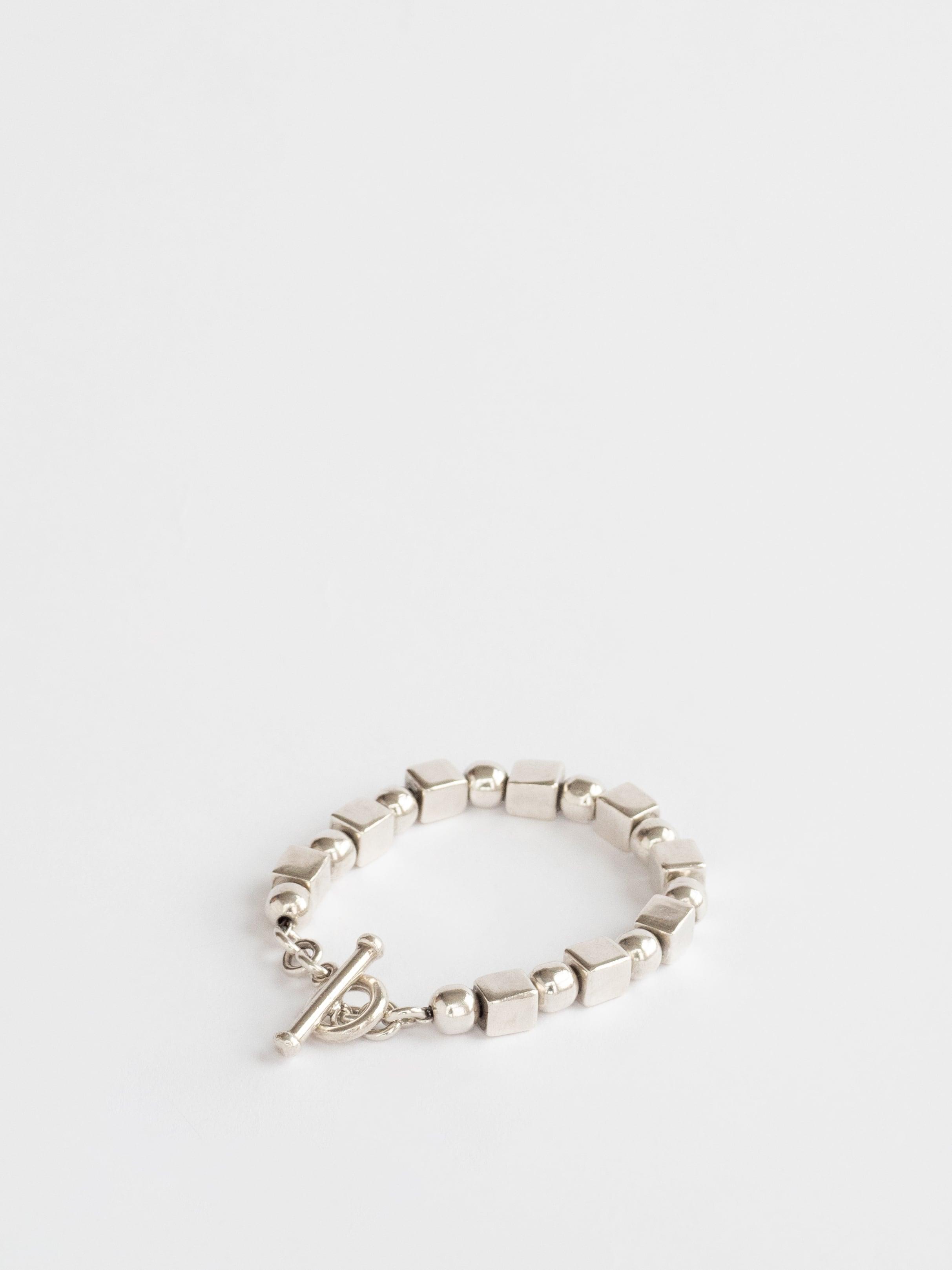Beads Chain Bracelet / Mexico