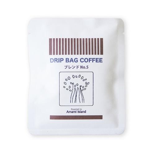 ドリップバッグコーヒー | ブレンドNo.5