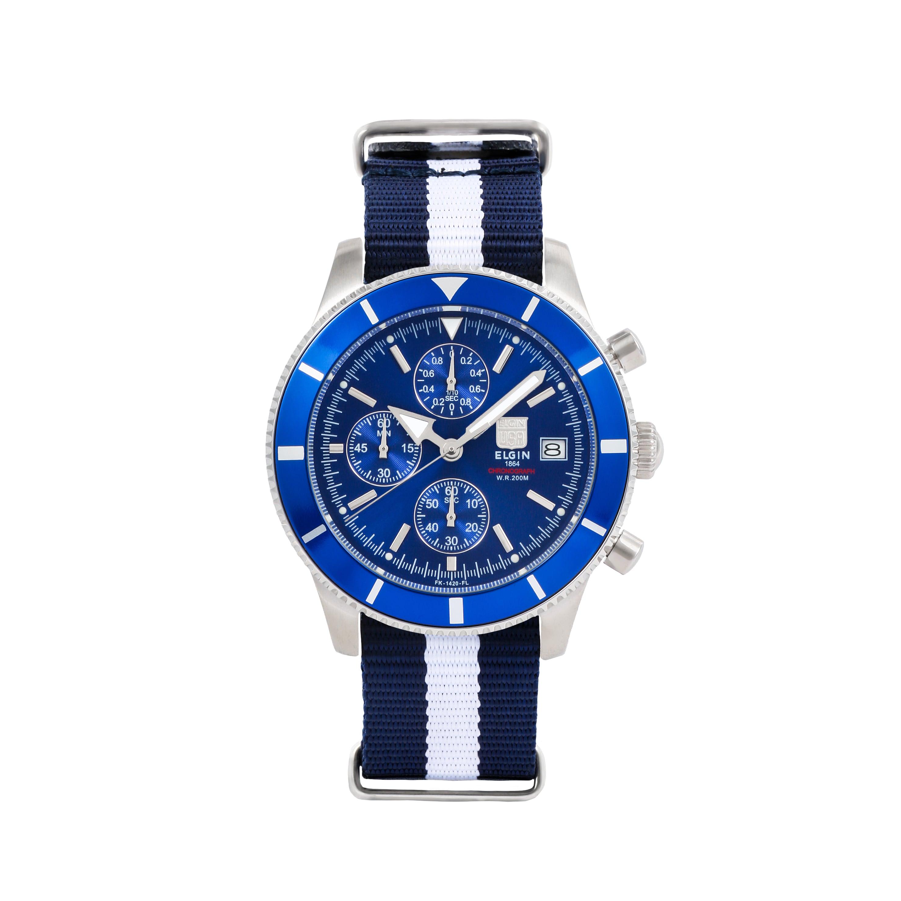 200M防水&機能的な腕時計 CC003