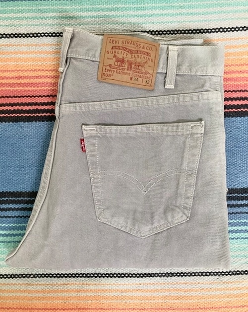 90's Levi's 505 Made in USA W34 inch