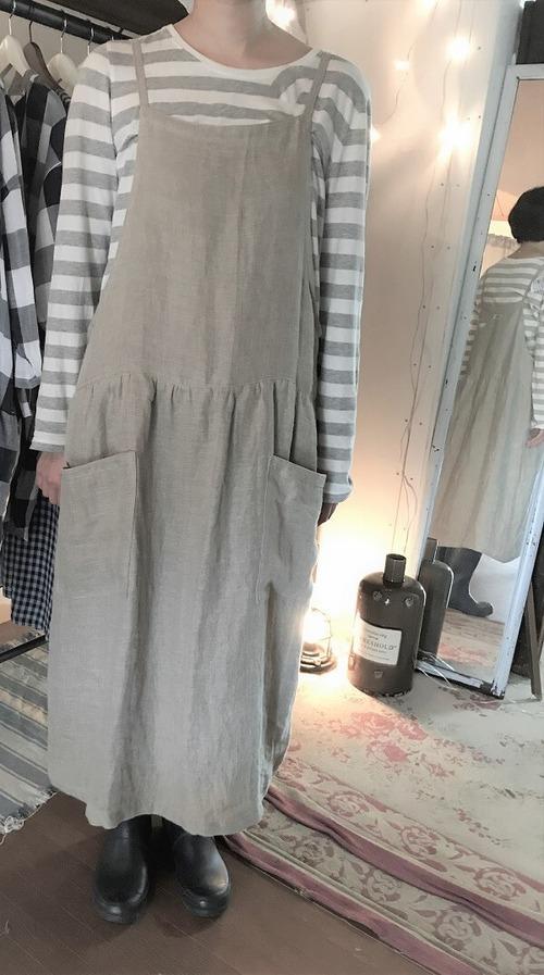 デイジー 胸当てスカート