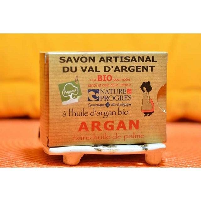 【SavonArgasol/サボンアルガソル】アルガン ARGAN 140g