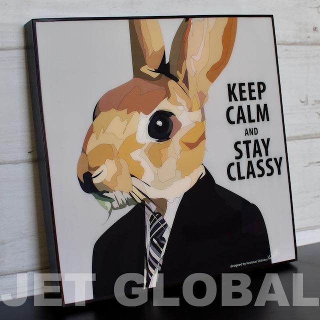 ウサギ/ RABBIT / Mサイズ 26cm / PAPAN_OT0011