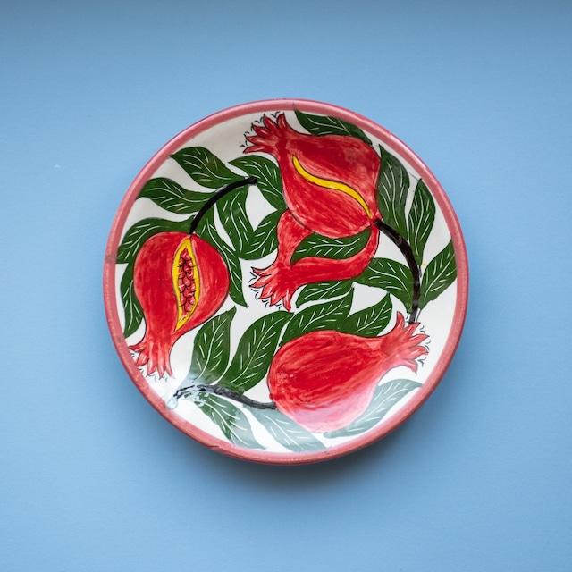 ウズベキスタンの小皿⑥