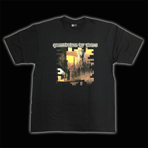 """GUARDIANS OF TIME """"Machines Of Mental Design""""正規品 Tシャツ"""