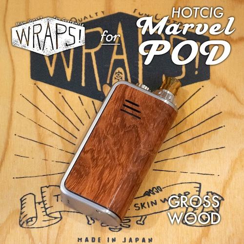 WRAPS! for Hotcig Marvel POD