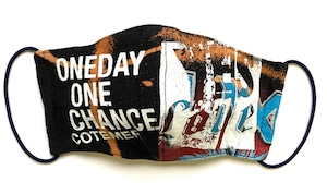 【COTEMER マスク 日本製】ONE DAY ONE CHANCE BAND × BLEACH MASK 0427-156