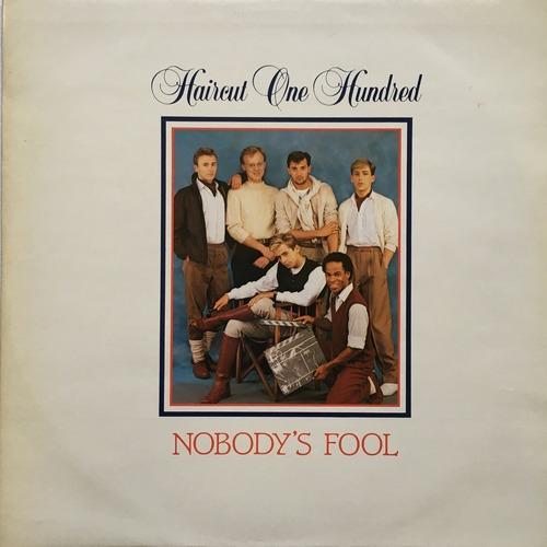 【12inch・英盤】Haircut One Hundred / Nobody's Fool