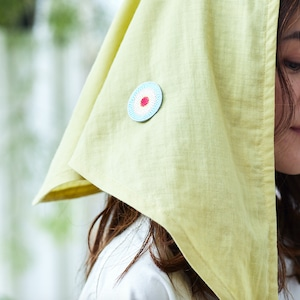 Botanical Rescue Handkerchief  ロゴワッペン有り