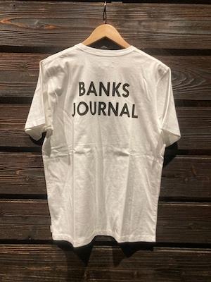 Banks Journal  JOURNAL O.White  Mサイズ  SMTS0103