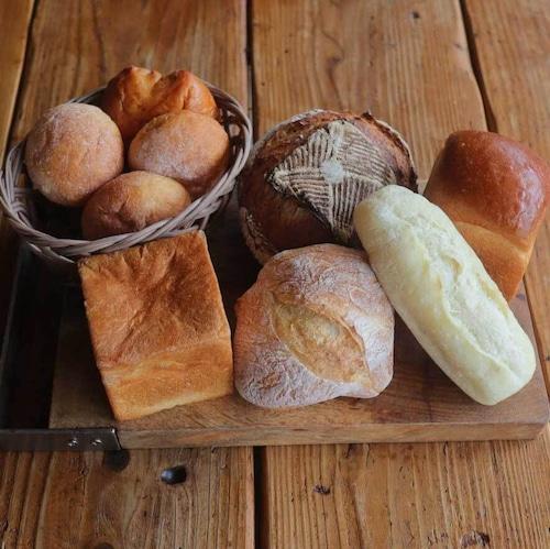 【お得なセット】食事に合うパン詰め合わせセット
