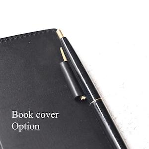 【option】ブックカバー用ペン差し