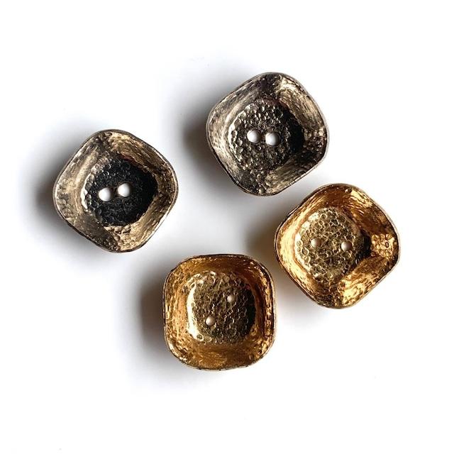50'sお椀型スクエアヴィンテージボタンS(22mm)