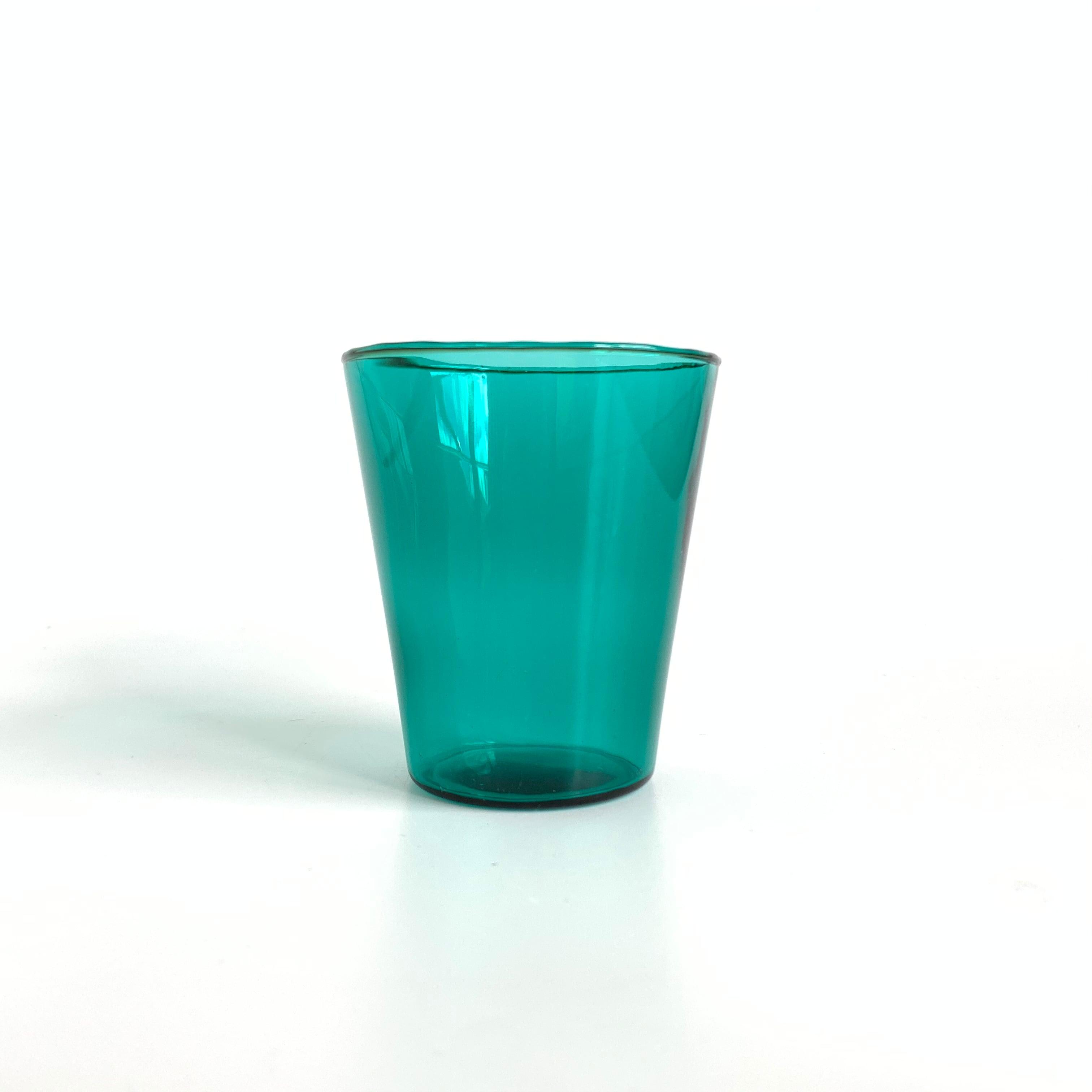 VIOLA Glass / Nile Blue