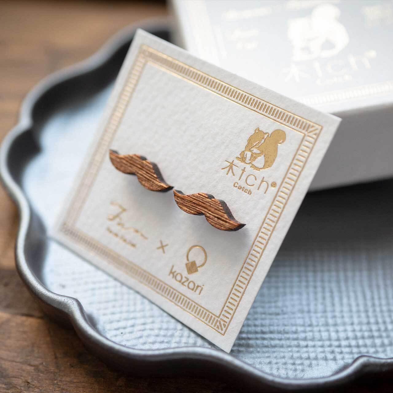 mustache / マスタッシュ(Pierced Mini)