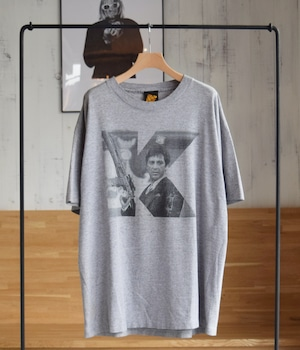 VINTAGE 90s MOVIE T-SHIRT -SCARFACE by KINGPIN-