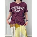 【RehersalL】 strap Tshirt(6) /【リハーズオール】ストラップTシャツ(6)