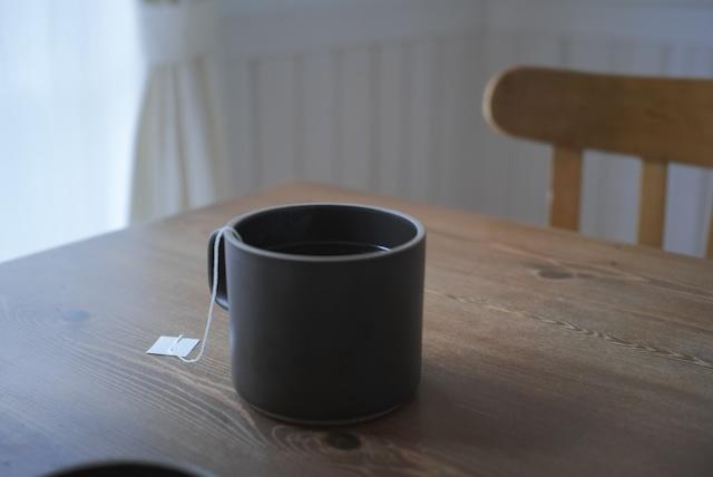 HASAMI PORCELAIN / マグカップ  ブラックS 300ml