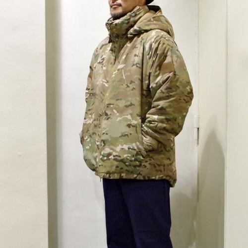 ECWCS Generation III Level 7 Multicam High Loft Jacket / WILD THINGS N.O.S / ワイルドシングス レベル7 マルチカム