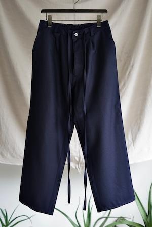 Vincent Jalbert - Flannel Work Pants (navy)