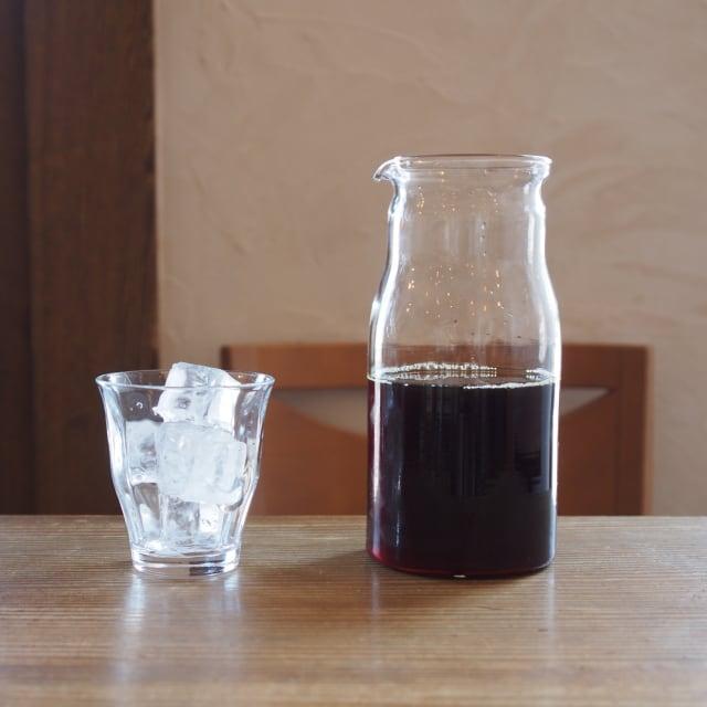 違いを楽しむ 水出しコーヒー
