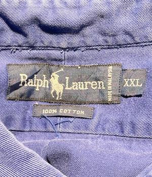 USED POLO RALPH LAUREN BUTTON DOWN SHIRT
