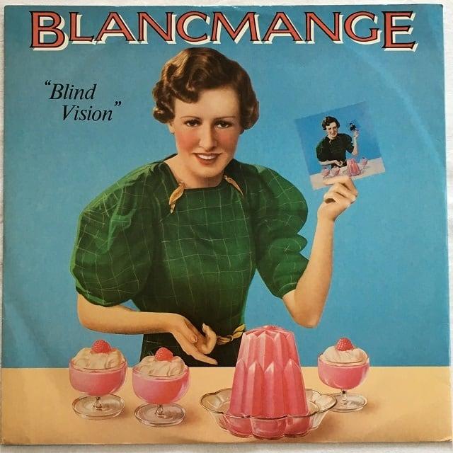 【12inch・英盤】Blancmange / Blind Vision