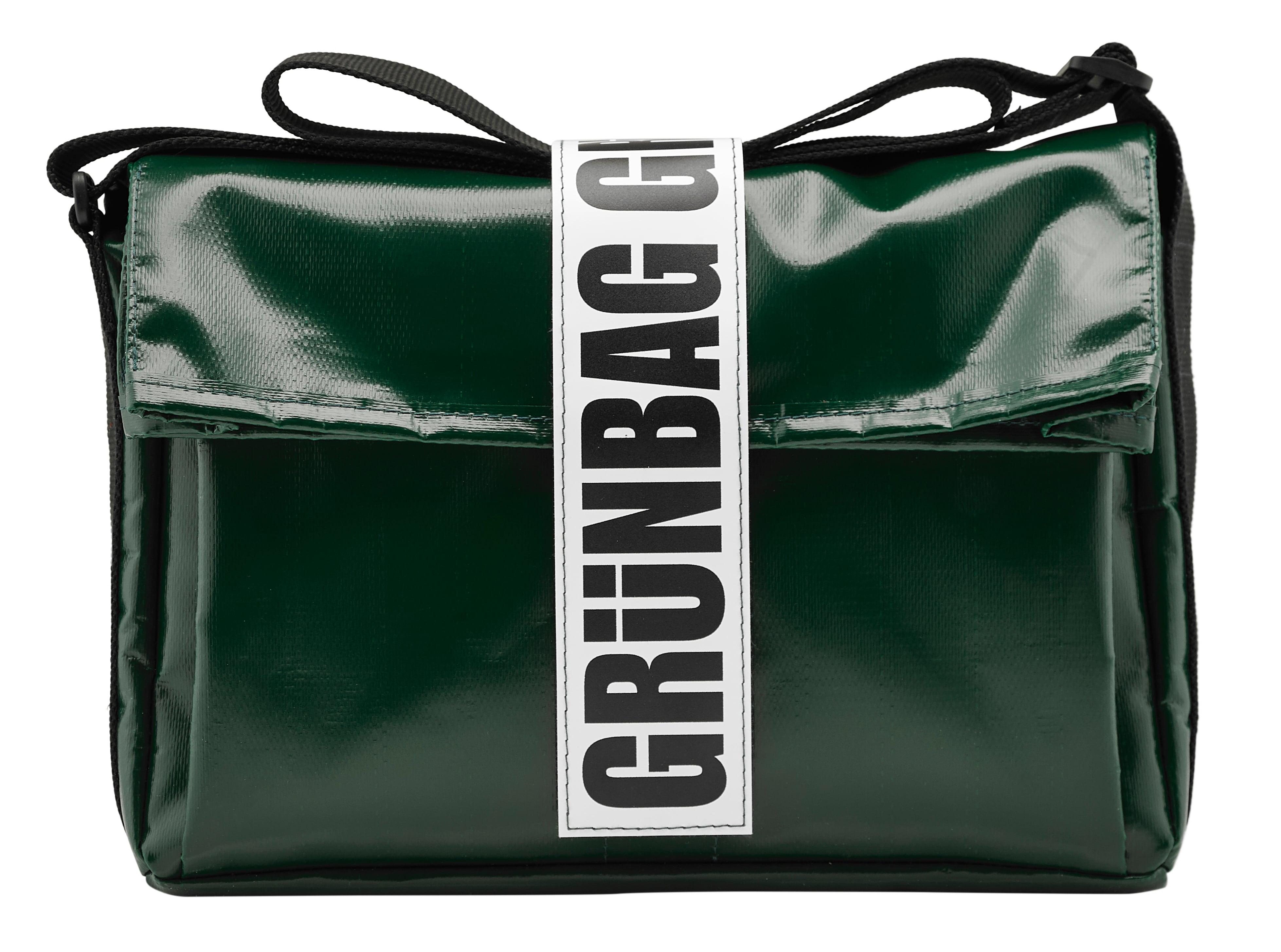 Shoulder Carry Green