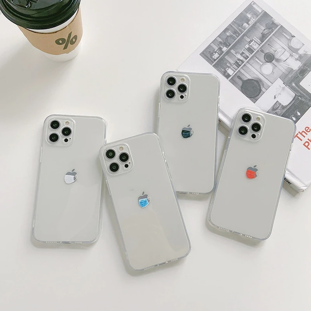 Color mask iphone case