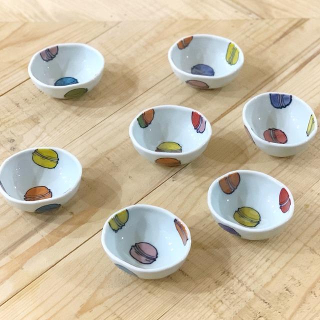 マカロン  豆鉢 3《bouchaka》
