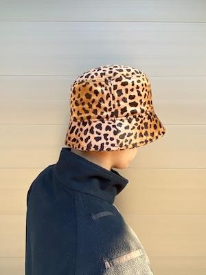 【UNISEX - 1 size】LEOPARD BUCKET HAT / Leopard