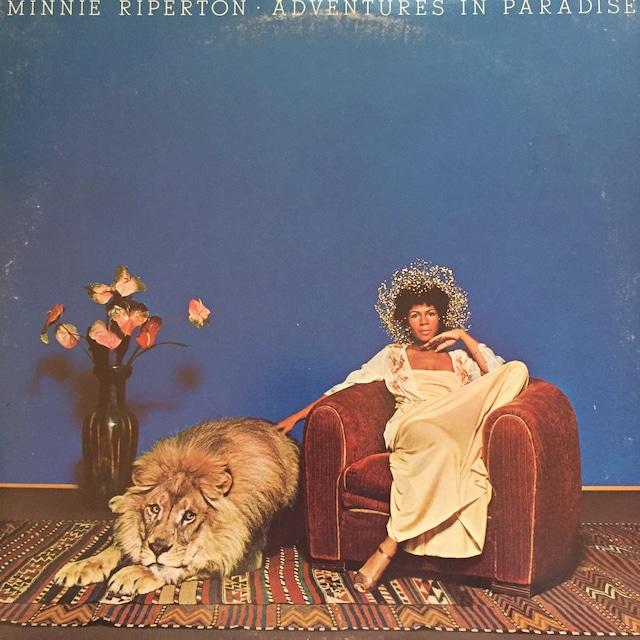 Minnie Riperton – Adventures In Paradise