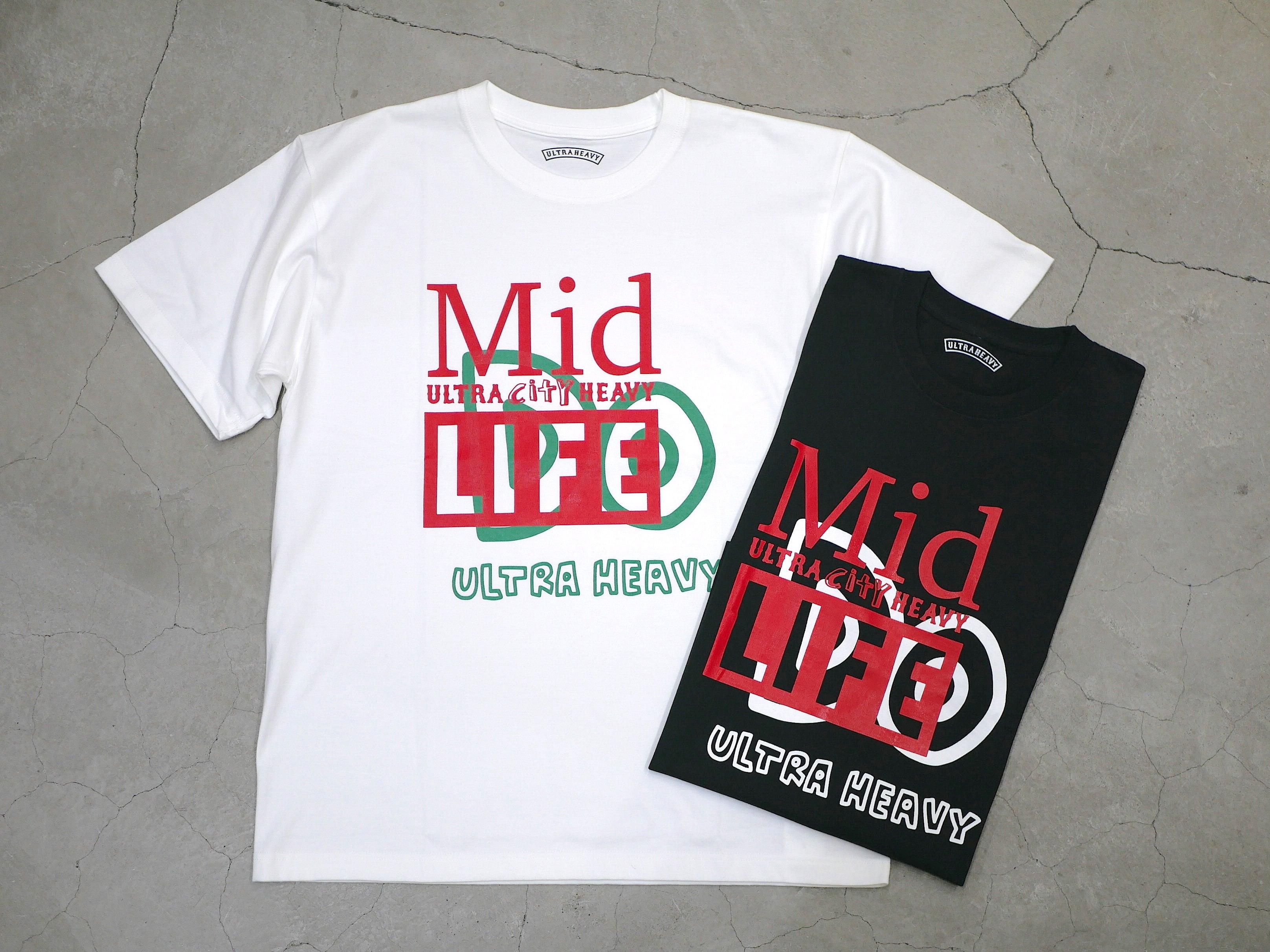 【40% OFF】U.H / MID CITY LIFE×DO Tシャツ