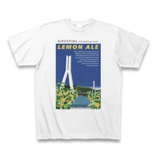 LEMON ALE  Tシャツ