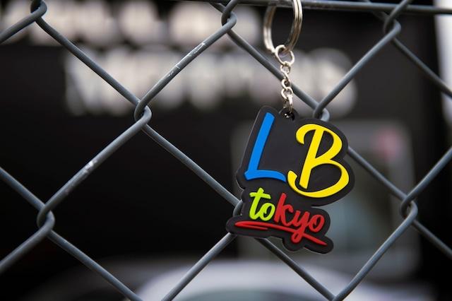 LB★TOKYO key chain colorful