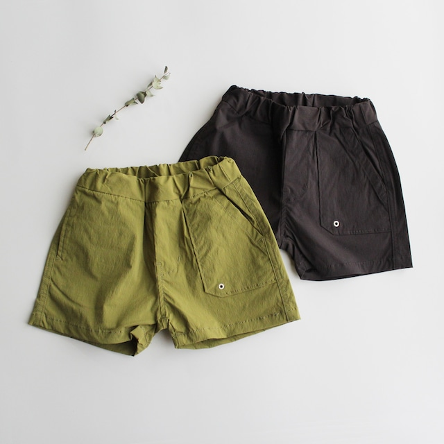 OCEAN&GROUND nylon stretch shorts 1017204 80-140 ※メール便可