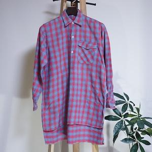 フランス グランパシャツ 60-70's France [C711]
